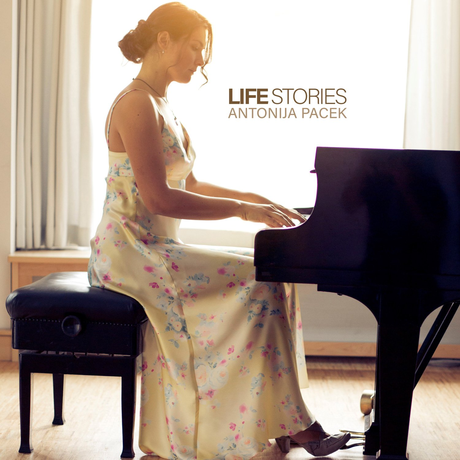 Antoija Pacek Life Stories Album Cover