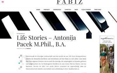 Fabiz Interview