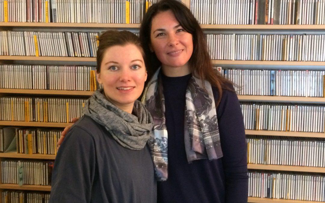 Interview at Klassik Radio Vienna