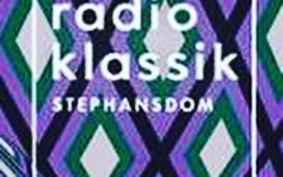 INTERVIEW to be broadcasted on Klassik Radio on 13.12.