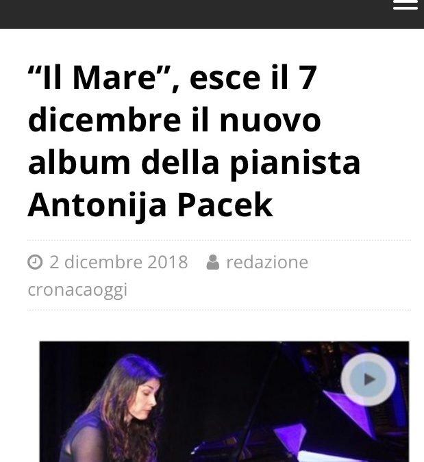 Cronaca Oggi Quotidiano article