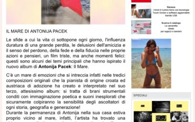 DONNA OGGI, Woman Today magazine