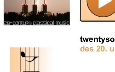 """Twentysound radio broadcasts """"Forever"""" album"""