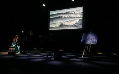 New VIDEO from the Auditorium concert