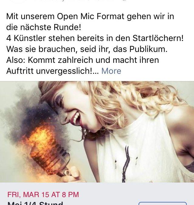Concert in Bad Vöslau on 15.3. at 8.00 pm