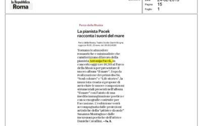 La Repubblica Roma Newspaper
