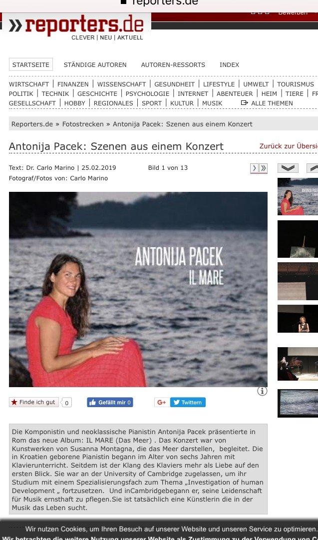 Press | Antonija Pacek