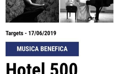 Charity concert in Florence
