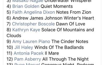 IL MARE Top11 album on Enlightened Piano Radio