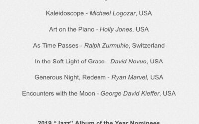 IL MARE nominated as an album of the year