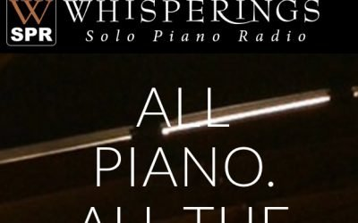 Whisperings Radio chose to broadcast 4 compositions