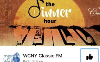 "CLASSIC FM NY broadcasts ""Sofia"""