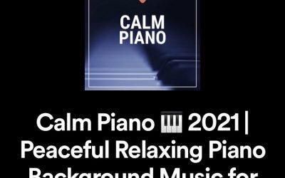 Calm Piano 2021