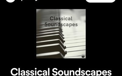 Classical Soundscapes on Spotify
