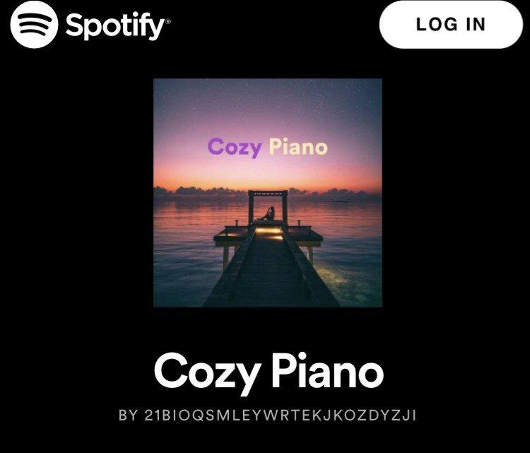Cosy Piano Playlist