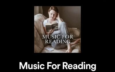 Music for Reading Playlist