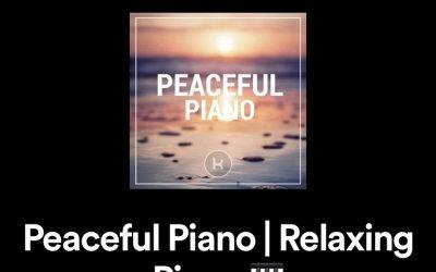 Peaceful Piano/Relaxing Piano