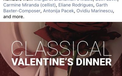 Classical Valentine's Dinner Playlist