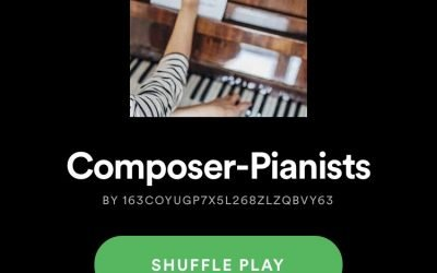 Composer-Pianist