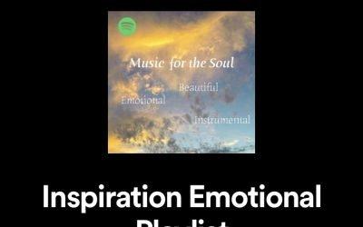 Inspiration Emotional Playlist
