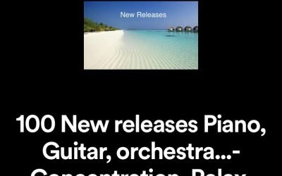 100 New Releases Piano, Guitar, Orchestra…