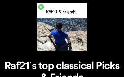 """Almost Goodbye"" on Raf21's top classical picks"
