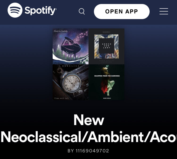 New Neoclassical/Ambient
