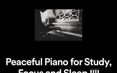 Peaceful Piano for Study, Focus and Sleep