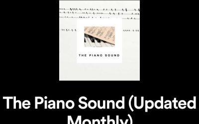 The Piano Sound