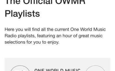 ONE WORLD MUSIC RADIO