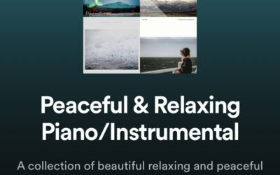 Peaceful and Relaxing Piano