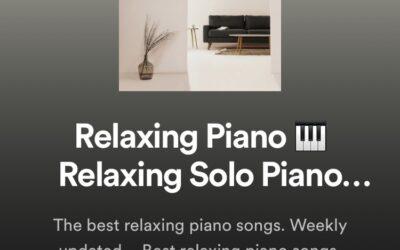 Relaxing Solo Piano