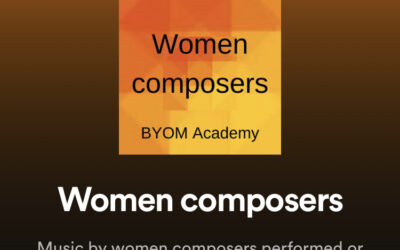 Women Composers by BYOM Academy